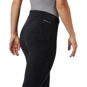 Columbia Glacial Leggings Polares Estampado Mujer, black sparkler print